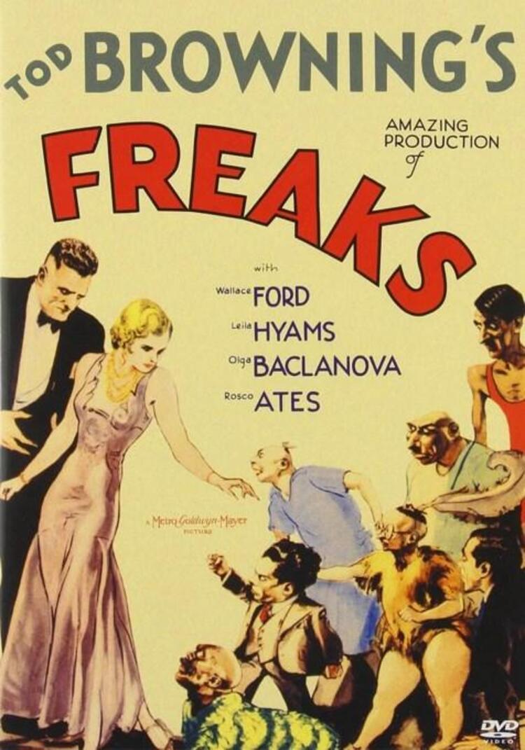 Freaks / Ucubeler (1932)