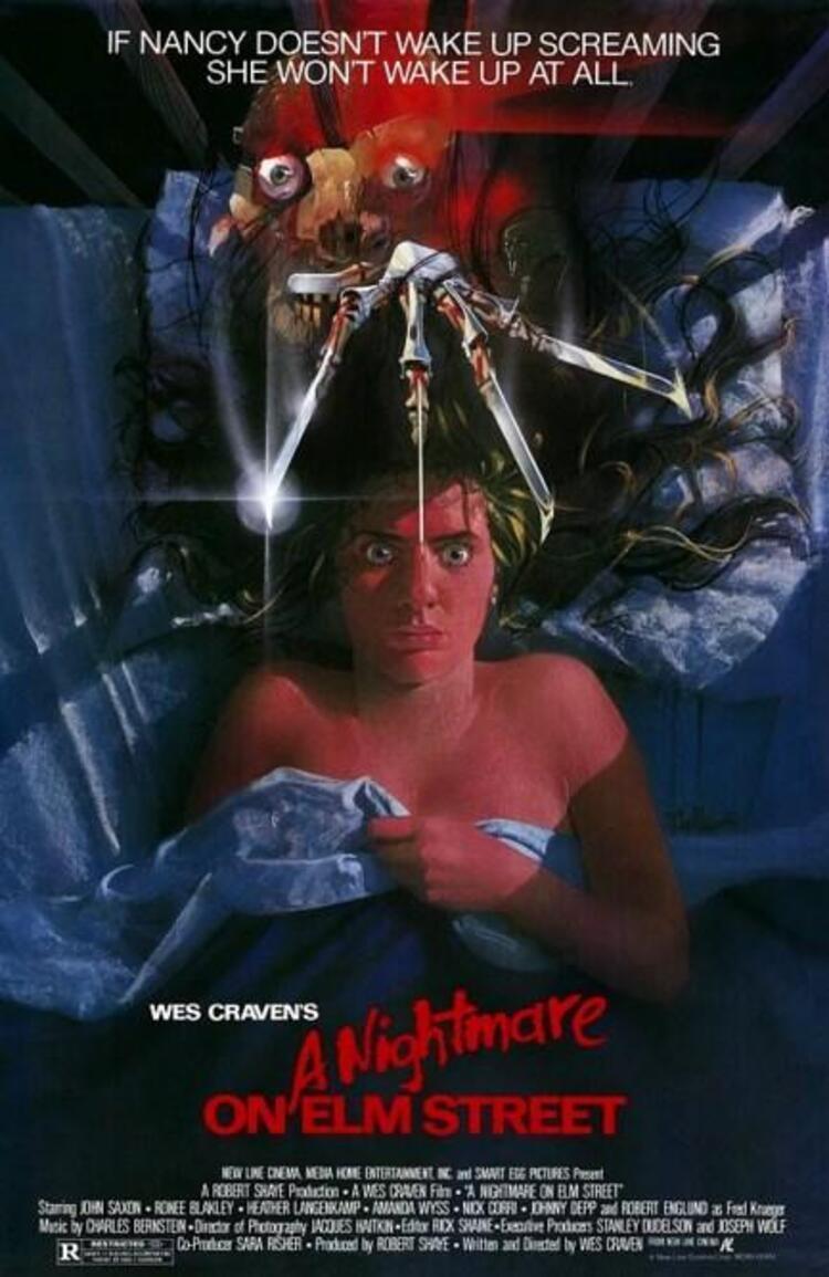 A Nightmare on Elm Street / Elm Sokağında Kabus (1984)