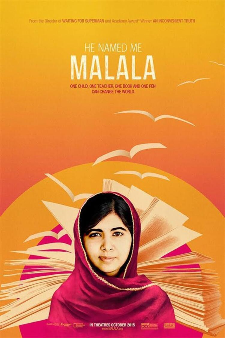 Benim Adım Malala (He Named Me Malala)