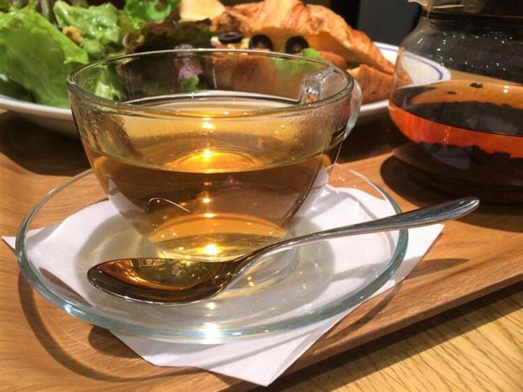 Yeşil Çay İçin: