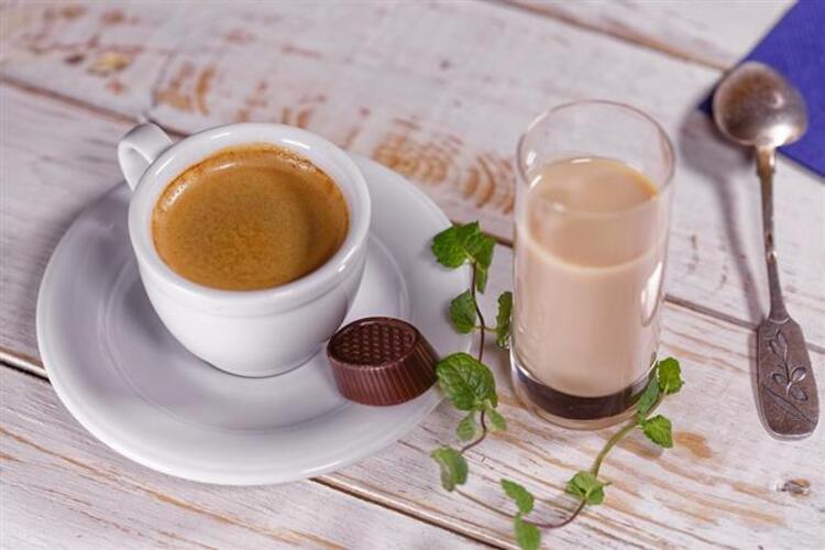 Kahve İçin: