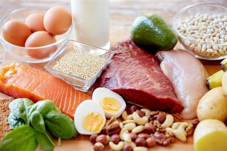 Daha Fazla Protein Yiyin: