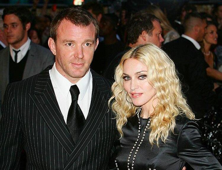 Madonna ve Guy Ritchie – 92 Milyon $