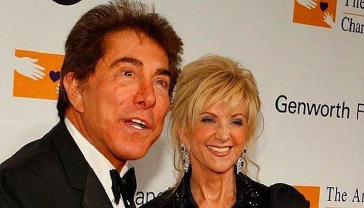 Steve Wynn ve Elaine Pascal – 740 Milyon $
