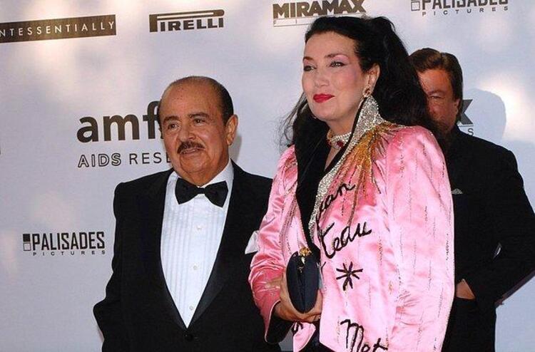 Adnan Kaşıkçı ve Soraya Kaşıkçı – 874 Milyon $