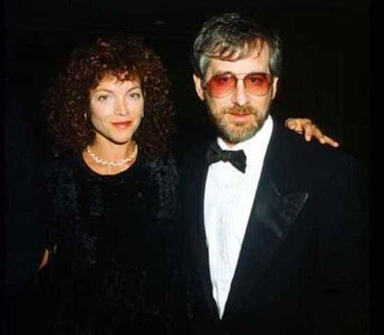 Steven Spielberg ve Amy Irving – 100 Milyon $