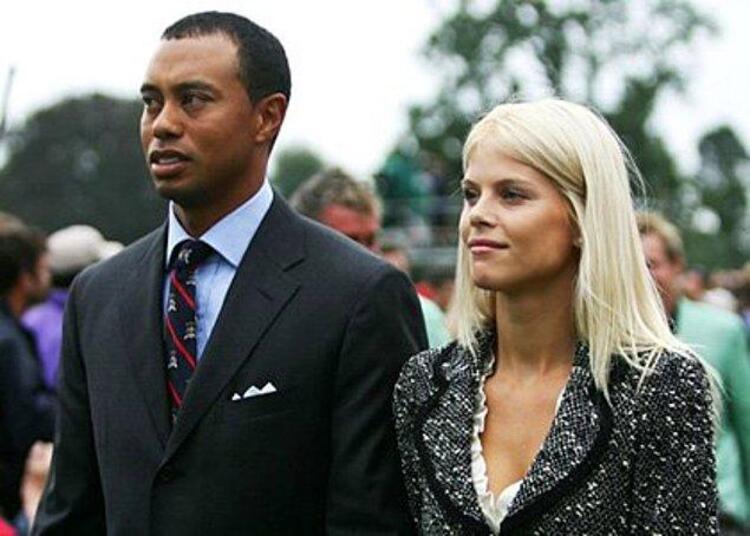 Tiger Woods ve Elin Nordegren – 100 Milyon $