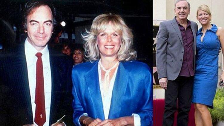 Neil Diamond ve Marcia Murphy – 150 Milyon $
