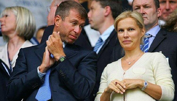 Roman Abramovich ve Irina Abramovich – 300 Milyon $