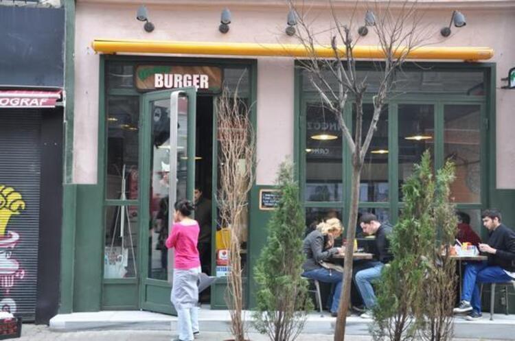 Mano Burger,Beyoğlu