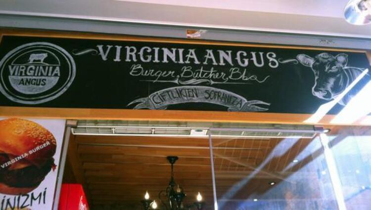 Virginia Angus,Nişantaşı