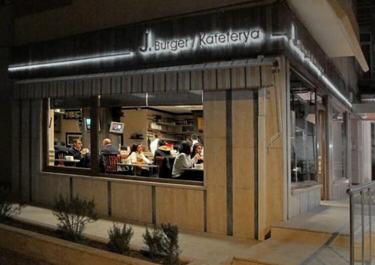 Jumbo Burger,Bağdat Caddesi