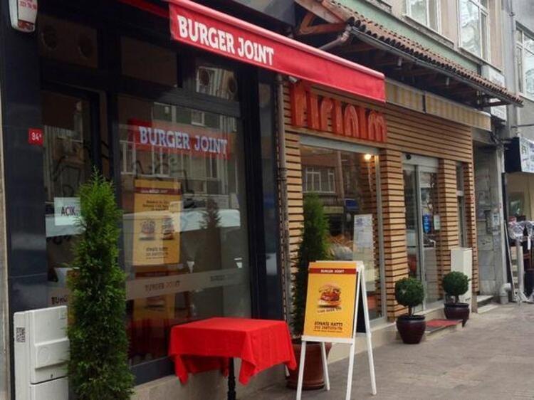 Burger Joint,Beşiktaş