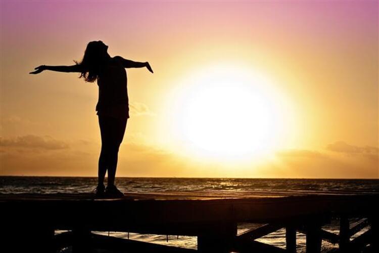Güneşe çıkın: