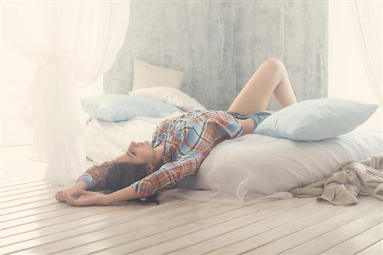 Yastıkla mastürbasyon: