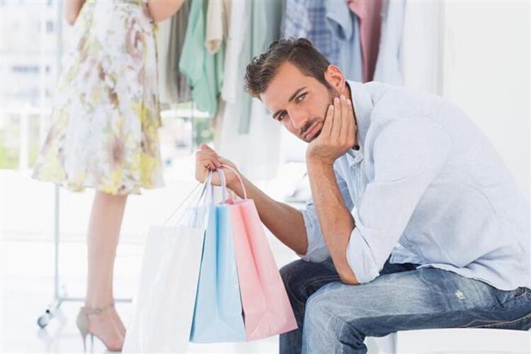 8) Kendinden Geçmişçesine  Alışveriş Yapmak