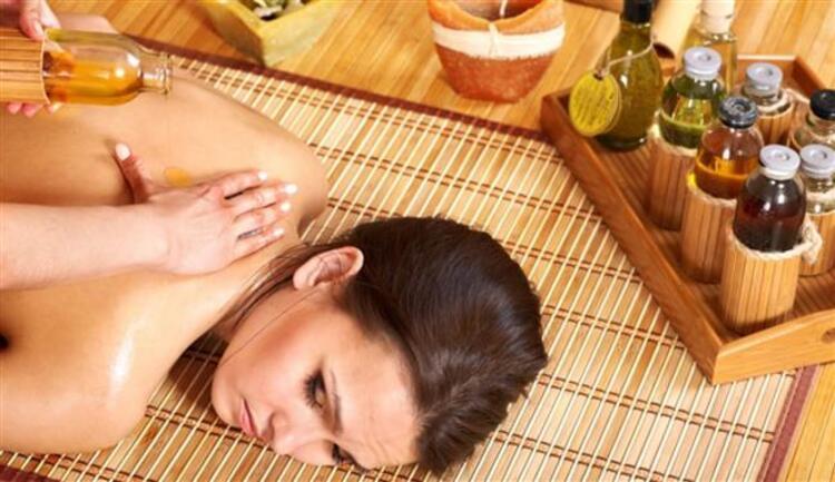 6. Aromaterapi Masajı