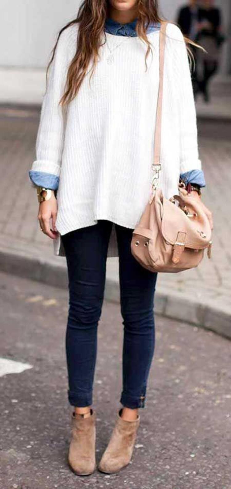 Koyu Renk Kot Pantolonlar