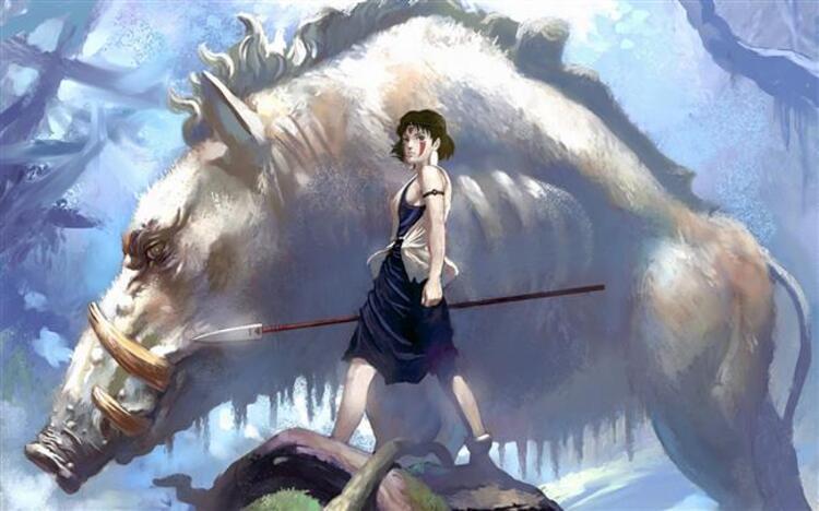 Prenses Mononoke (Prenses Mononoke, 1997)