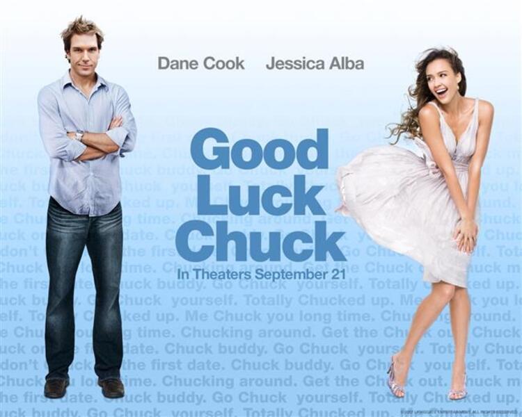 İyi Şanslar Chuck (2007)