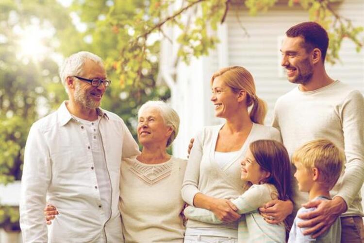 3- Aile ve arkadaşlarla vakit geçirmek