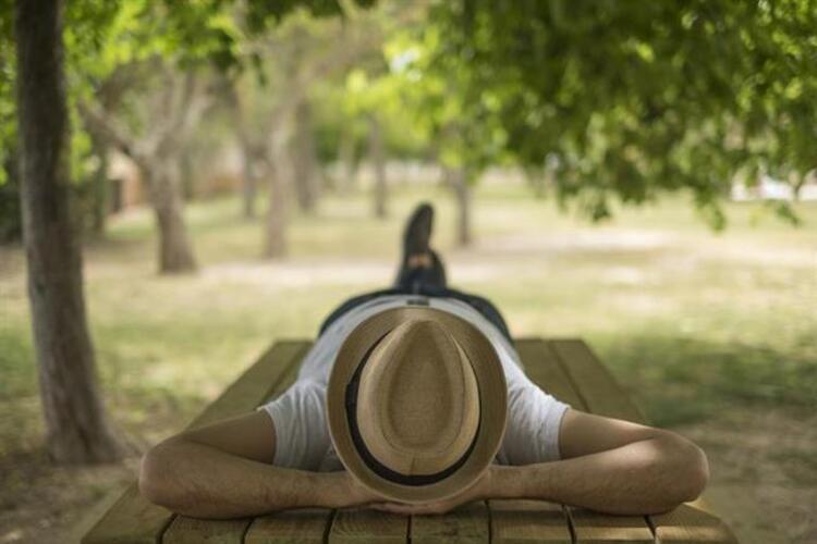 5- Açık havada doğanın tadını çıkarmak