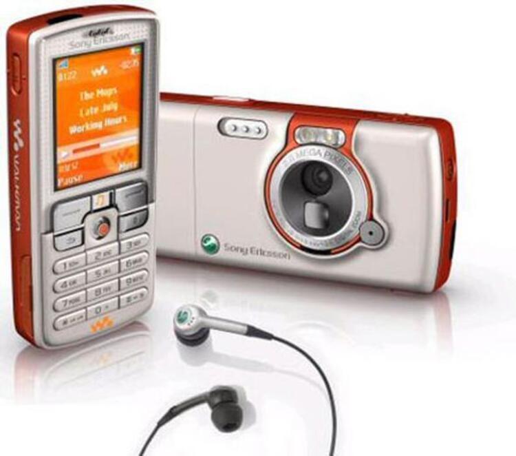 Sony Ericsson W800i Walkman