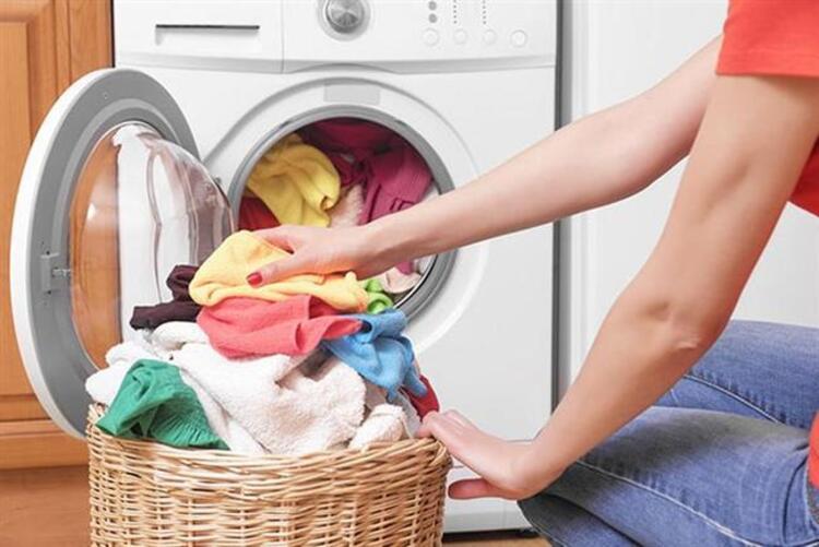 Kıyafetlerinizi ayırıp yıkayın
