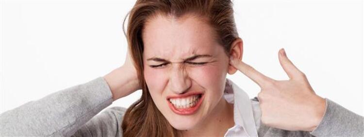 Kulak salgısının birikmesi