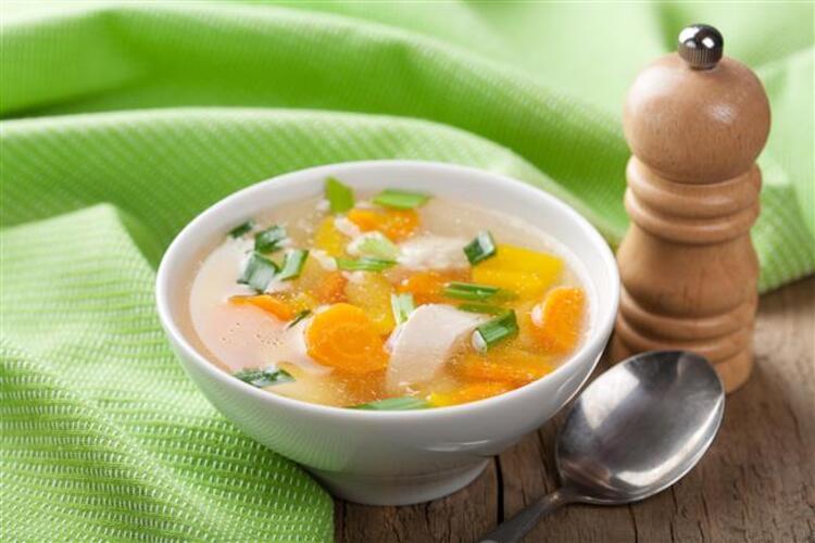 Tavuk çorbasının faydaları:
