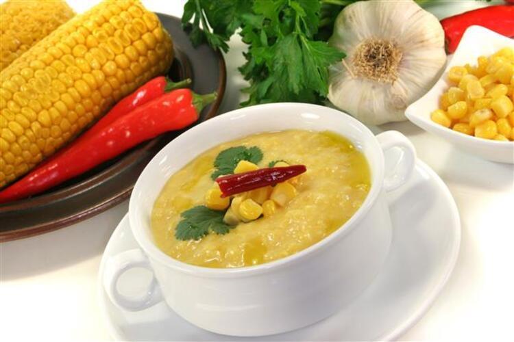 Mısır çorbasının faydaları: