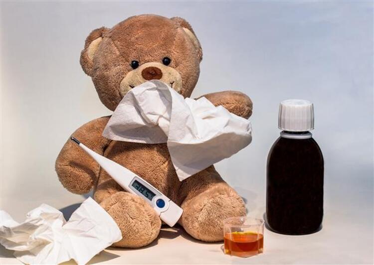 Enfeksiyonlara karşı A ve C vitamini içeren besinler tüketilmeli
