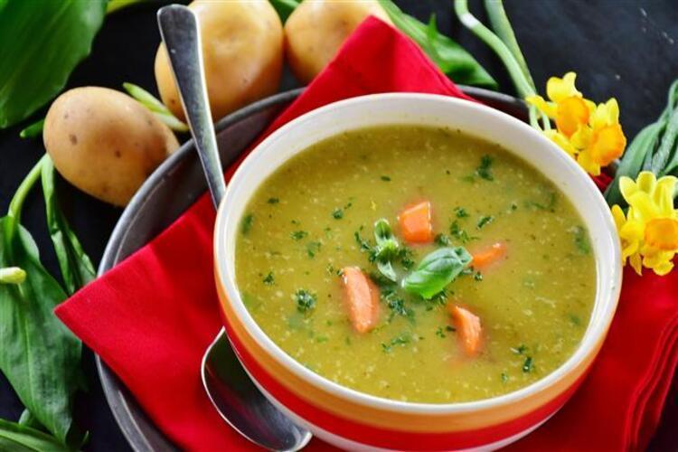 Kışın bol bol çorba tüketilebilir