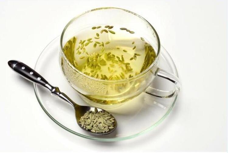 6. Rezene Çayı: