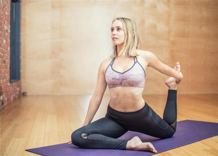 Egzersiz yapmayı alışkanlık haline getirin