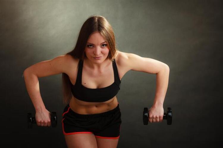 Egzersizin şiddeti: