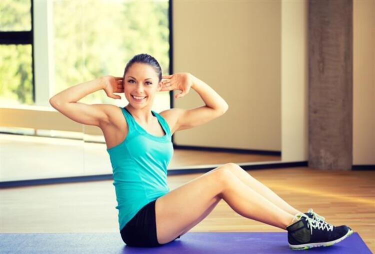 Egzersizin sıklığı: