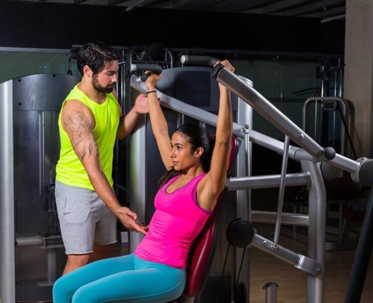 Egzersizin artırılışı: