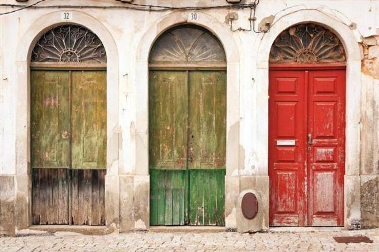 2-Bir labirentten kaçıyorsun ve önünde üç tane kapı var. Soldaki kapı, seni ürkütücü bir cehenneme götürür; ortadaki kapı ölümcül bir suikastçıya. Sağdaki kapı ise, üç aydır yemek yemeyen bir aslana. Hangi kapıyı seçersin