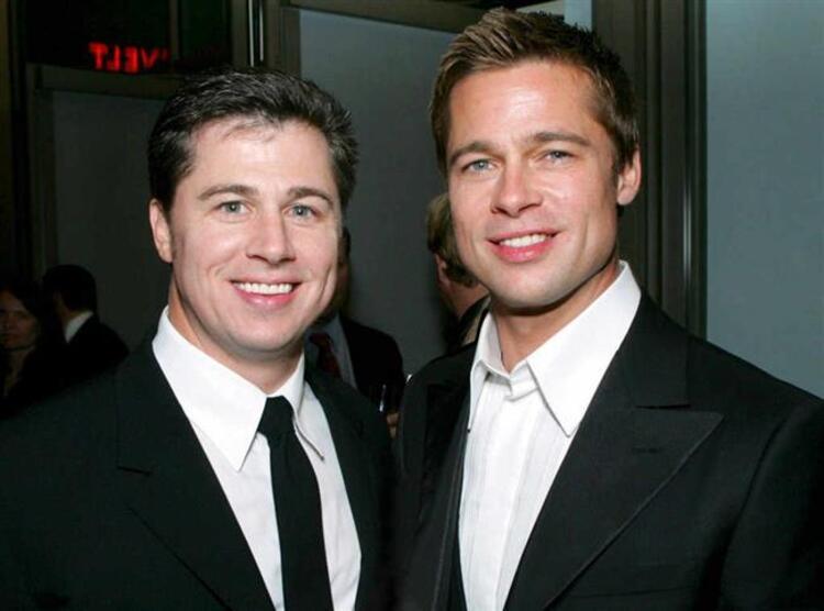 Doug Pitt ve Brad Pitt