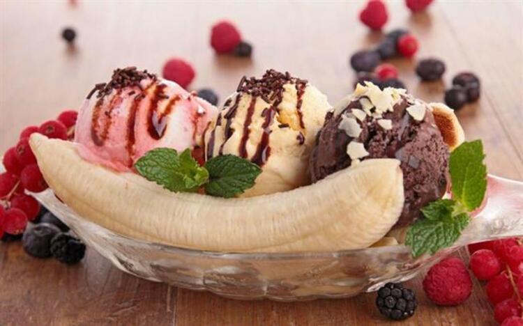 Hem Muz Hem Dondurma: Banana Split