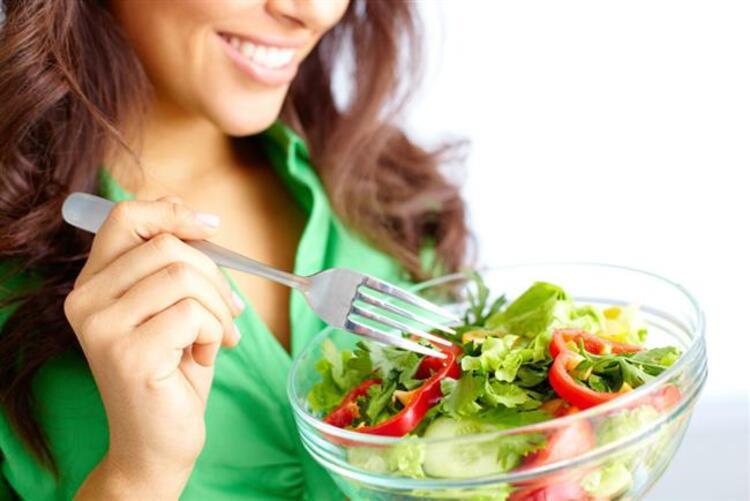 Beslenmenize dikkat etmelisiniz