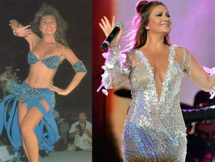 Sibel Can dansözdü.
