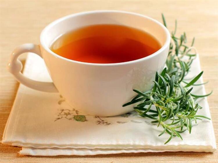 Acı biber çayı;