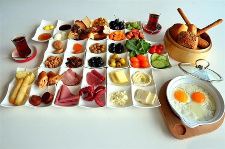 Sabah Kahvaltınızı Mutlaka Yapın