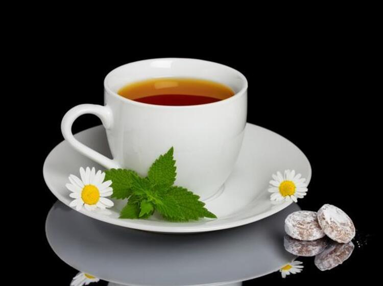 Her Gün Bitki Çayı Tüketin