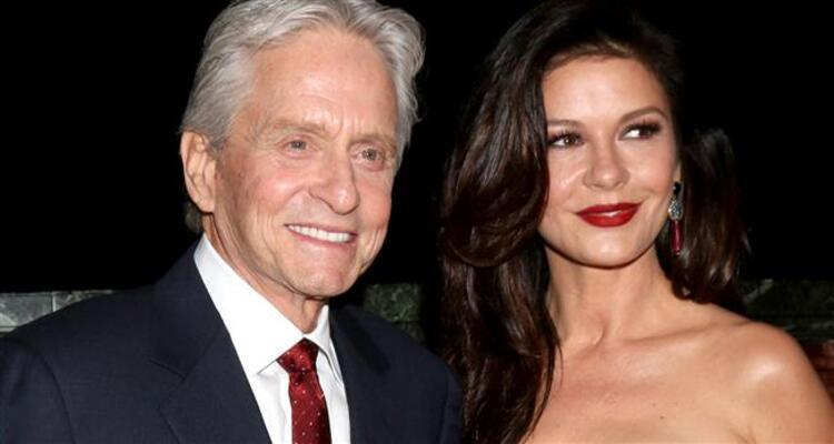 Catherine Zeta Jones – Michael Douglas
