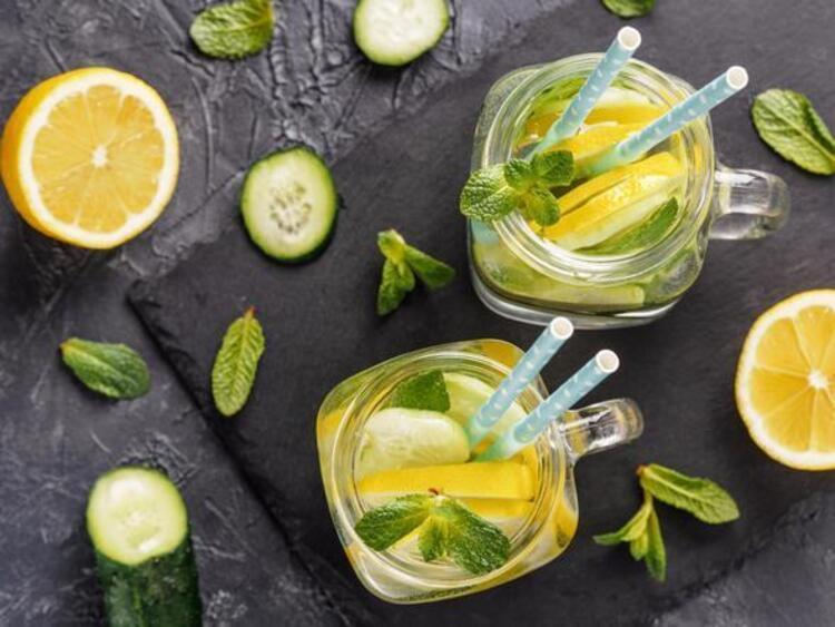 Salatalık ve Limon