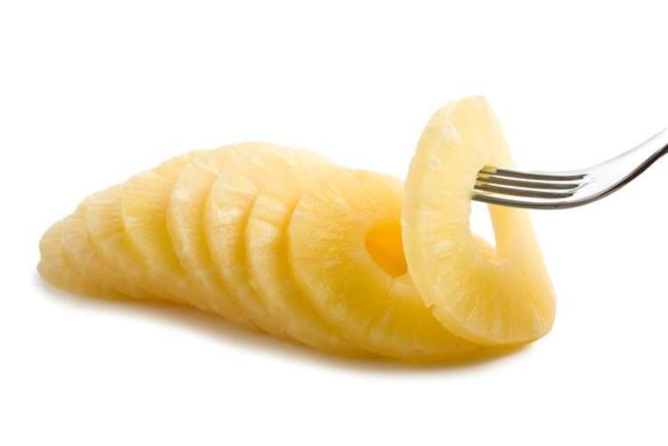 Ananasın Kalorisi ve Besin Değerleri: