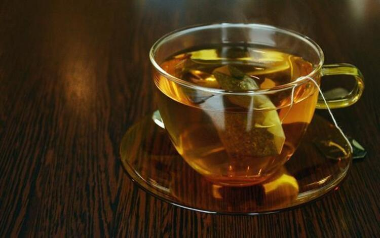 Hızlı yağ yakıcı çay:
